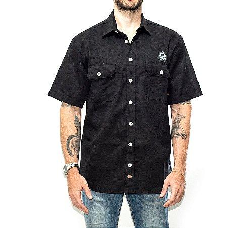 Camisa Dickies O Lenhador Preta