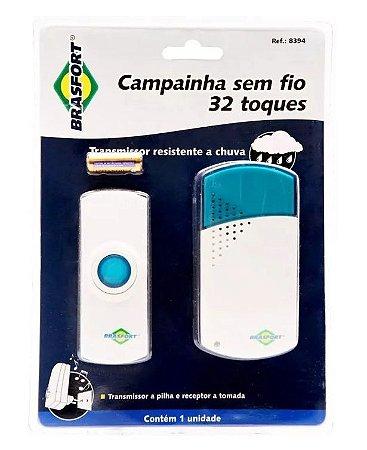 CAMP S/FIO BRASFORT 127V
