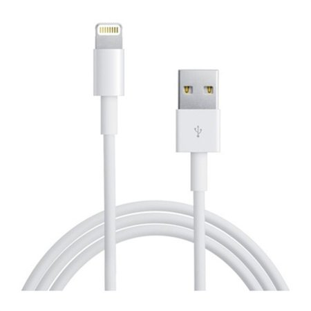Cabo De Dados e energia Usb P/ Iphone 5 5c 5s 6 Ipad Ipod