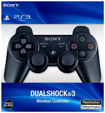 Controle wireless DUALSHOCK 3 SONY para a PlayStation 3