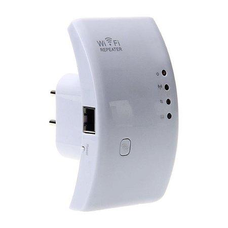 Repetidor De Rede Sinal Wifi Sem Fio Wireless Roteador Wps