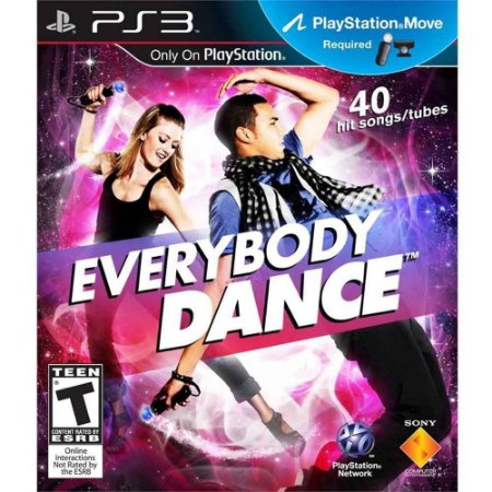 Everybody Dance -PS3