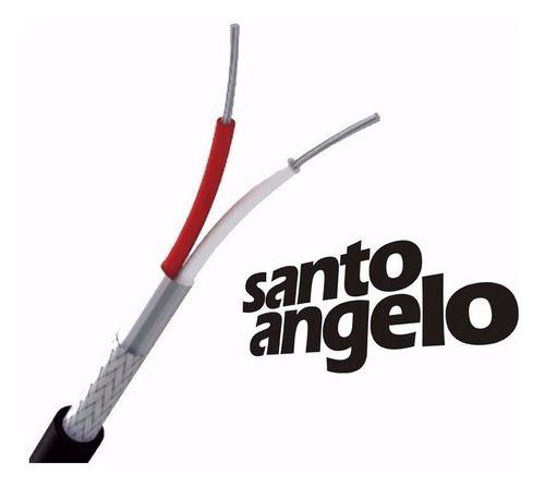 Cabo Balanceado Santo Angelo X30 P/ Microfone 0,30mm2   Venda por Metro