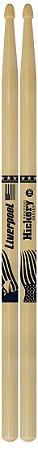 Baqueta American Wood Series Hickory 5B - Ponta de Madeira