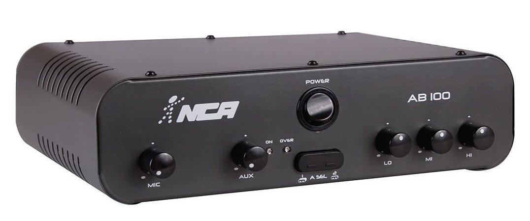 Amplificador de Potência Compacto / AB 100