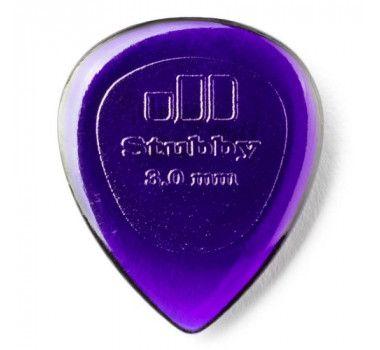 Palheta - stubby jazz pick - 1.0mm