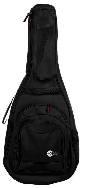Bag Custom Sound - Violão VF2 BK