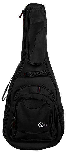 Bag Custom Sound - Guitarra GT2 BK