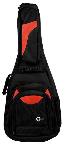 Bag Custom Sound - Guitarra GT2 BK/OR
