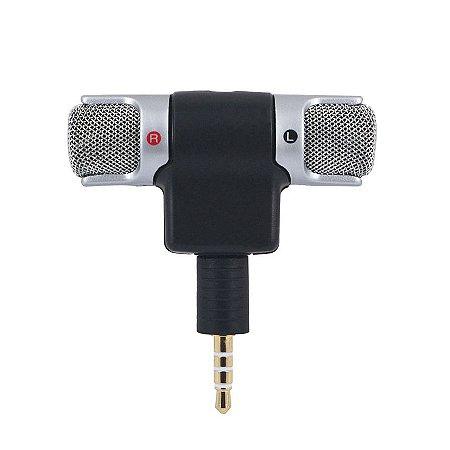 Microfone Celular Stereo Soundvoice P3 Soundcasting 100