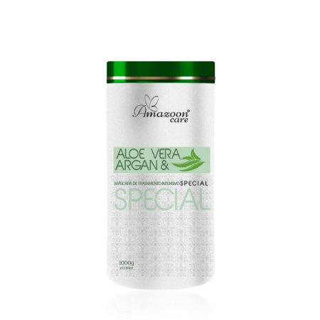 Aloe Vera & Argan Special Mask
