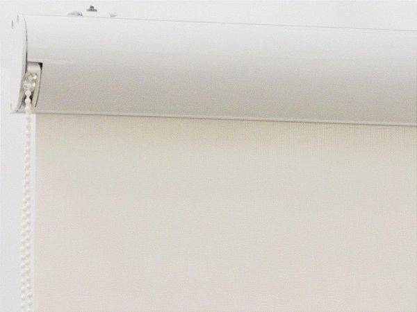 CORTINA ROLÔ CAIXA BOX 70MM TELA SOLAR SCREEN  CRISDAN LARGURA 0,69 X 1,65 ALTURA COMANDO A ESQUERDA