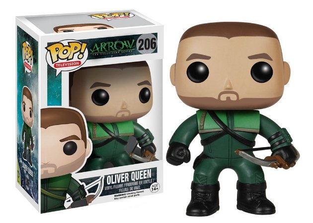 FUNKO POP! ARROW: OLIVER QUEEN THE GREEN