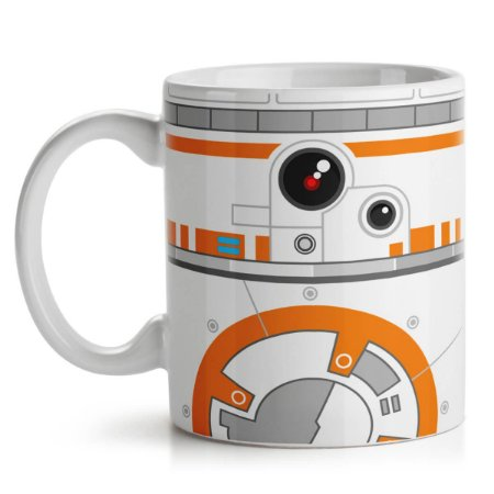Caneca Geek Side Faces - BB