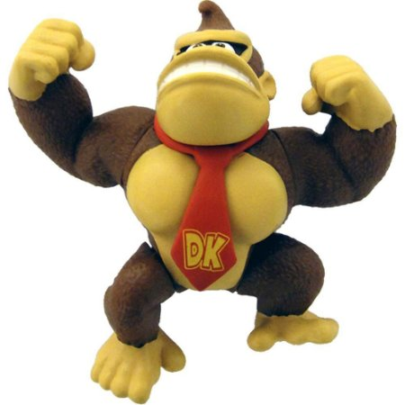 WORLD OF NINTENDO - DONKEY KONG