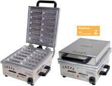 Crepe Suíço - Elétrica 12 unidades Ademaq