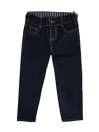 Calça Jeans Reta Básica Charpey