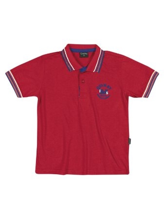 Camisa Polo Várias Cores em Meia Malha Quimby