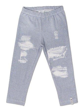 Calça Legging em Cotton Minore