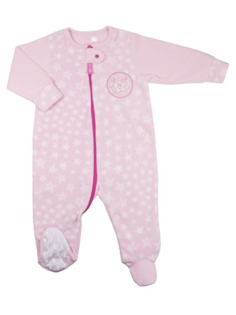 Pijama Macacão Be Little Microsoft Trinkle Rosa