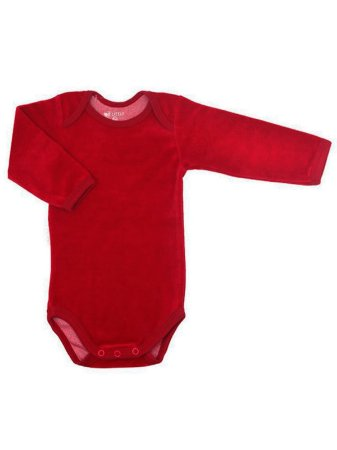 Body Be Little Plush Vermelho