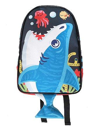 Mochila Baby Ó Design Tubarão