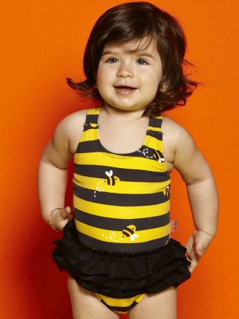 Maio Baby Puket Fantasia Abelhinha