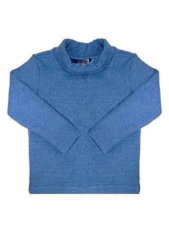 Cacharrel Rosebud Infantil Longa Soft Glacê Azul
