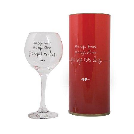 Conjunto de Taças de vinho Nós dois