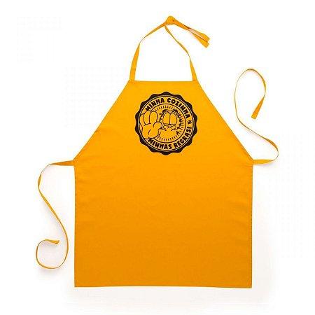 Avental Garfield - Minha cozinha, minhas regras!