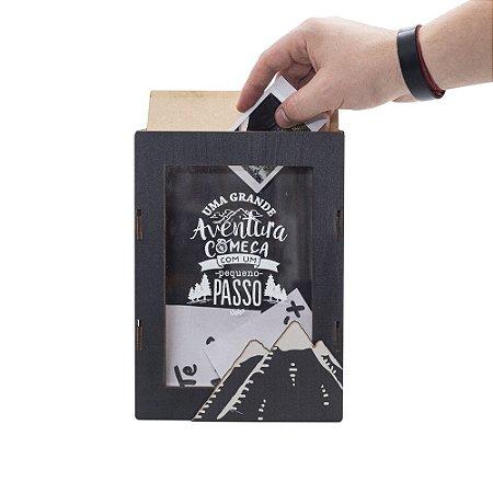 Caixa de Lembranças POP-UP - Aventura