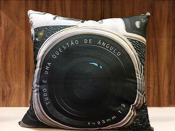 Almofada fotografia - Tudo é questão de ângulo