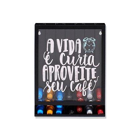 Porta cápsulas Aproveite seu café