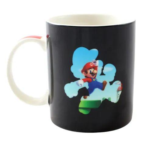 Caneca Super Mario Termossensível