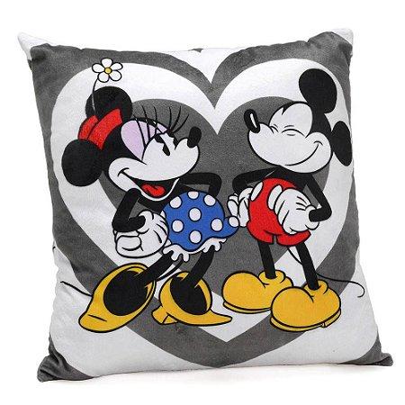 Almofada Mickey E Minnie Love