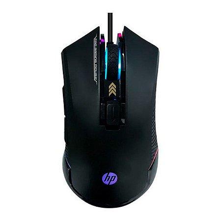 MOUSE GAMER USB G360 PIXART P3327 6200DPI LED RGB BLACK