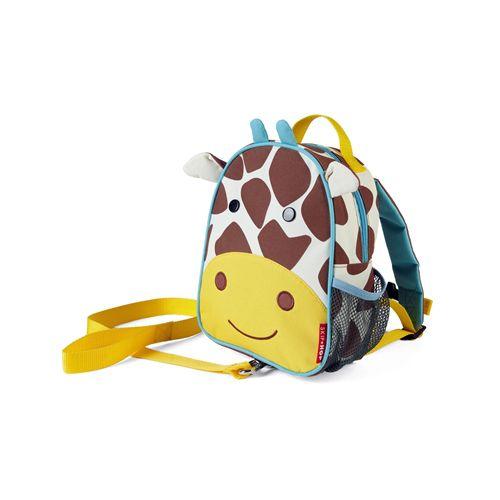 Mochila Mini com Cinto Guia Infantil Zoo Girafa - Skip Hop