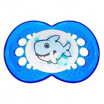 Chupeta Mam Clear Tubarão (6m+) Mam Baby