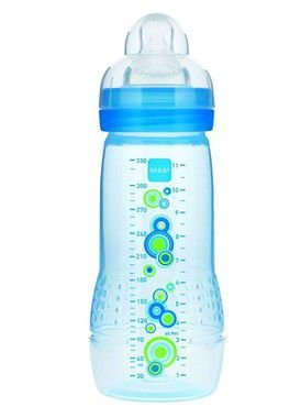 Mamadeira Fashion Bottle Bolas 330ml Mam Baby
