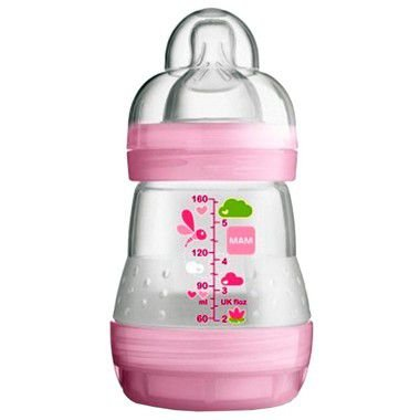 Mamadeira First Bottle Libélula 160ml Mam Baby