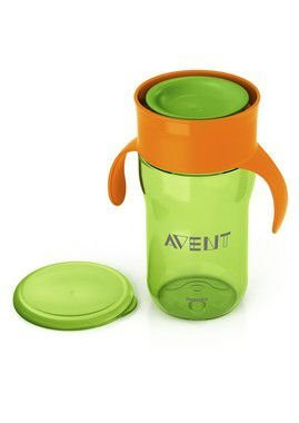 Copo Natural 340ml Verde Philips AVENT