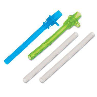 Canudos Reposição Azul e Verde Munchkin