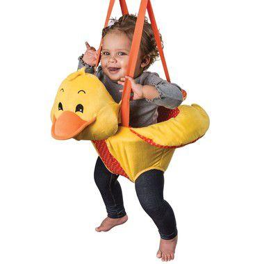 Pula Pula Jumper para Porta Pato Evenflo / Exersaucer