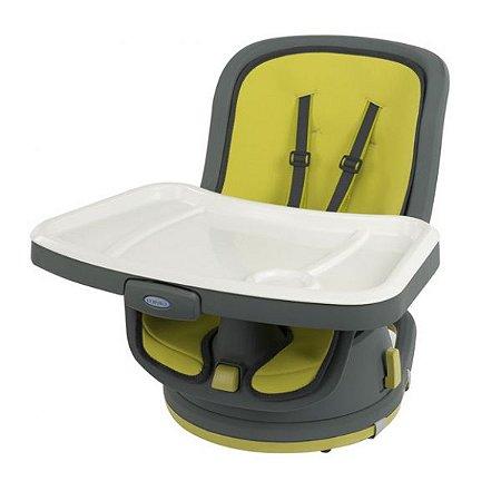 Assento de Alimentação Swivi Seat Booster Key Lime Graco