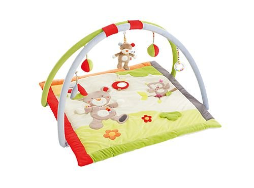 Tapete de Atividades para Bebê Forest Fun Nuk