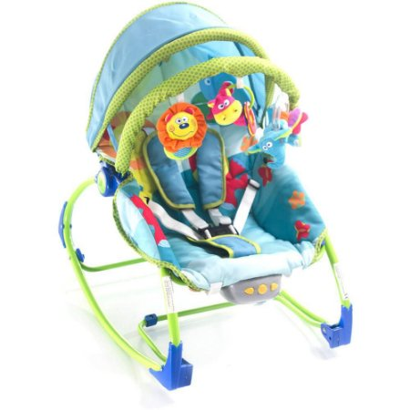 Cadeirinha de Descanso Bouncer Sunshine Baby Safety 1st