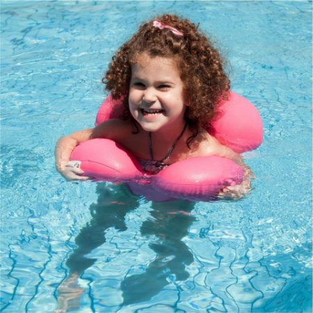 Boia Infantil Almofada Octopus Pink - Baby Pil