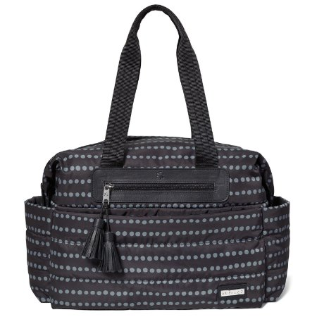 Bolsa Maternidade Riverside Ultra Light Black Dot - Skip Hop