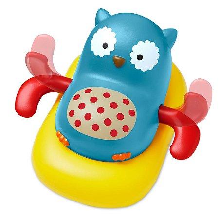 Brinquedo Para Banho do Bebê Corujinha - Skip Hop