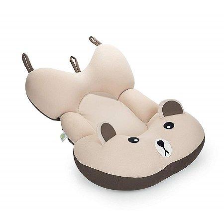 Almofada de Banho para Bebê Ursinho Zeca - Baby Pil